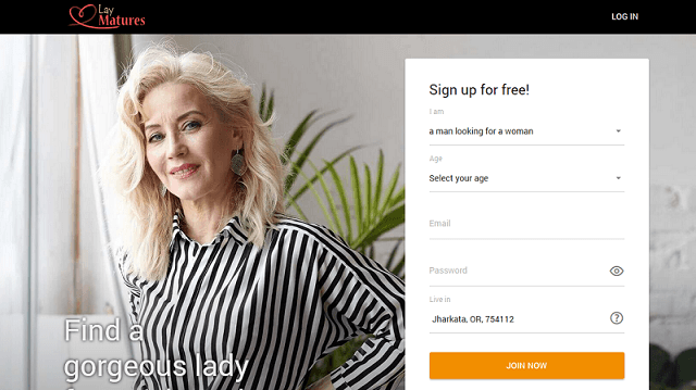 Laymature  website