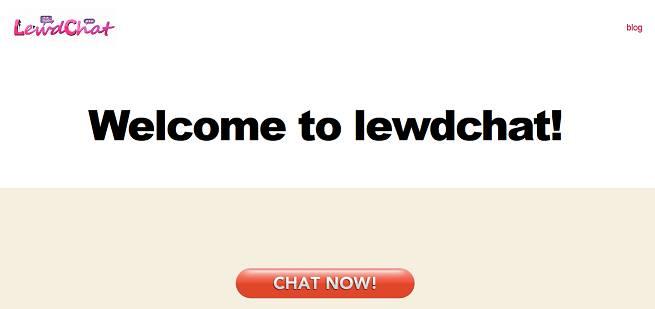 Lewd Chat website